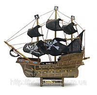 Сувенир Пиратский корабль из дерева