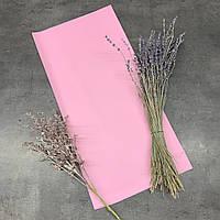 Упаковка для цветов, калька нежно розовая