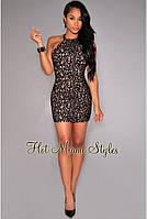 Коктейльное кружевное платье от Hot Miami Styles