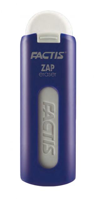 Ластик Factis ZAP в пластиковом чехле fc.PTF1130