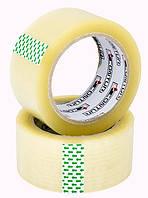 Скотч упаковочный прозрачный 48 мм Contura,75 метров (45 микрон)