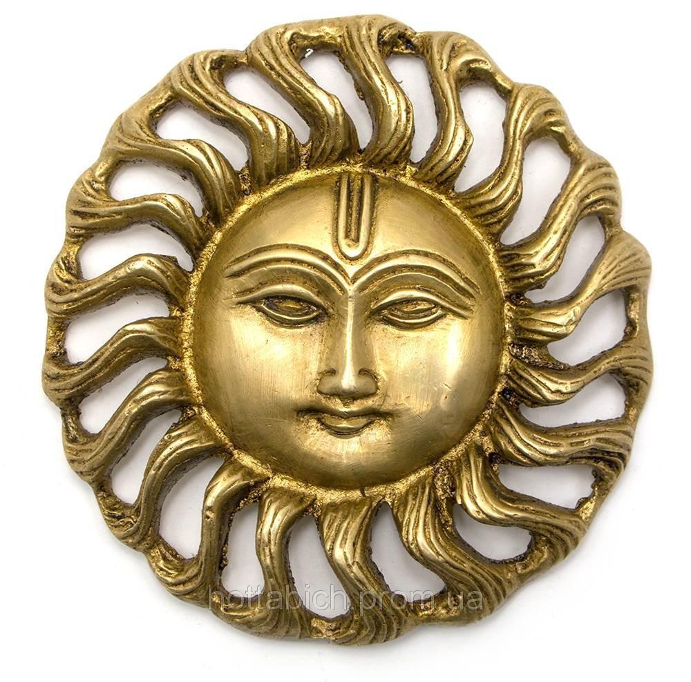 Солнце бронза код 25914