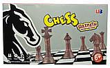 Шахматы магнитные из дерева, фото 3