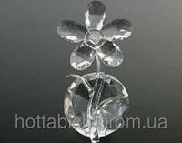 Хрустальный цветок Прозрачный