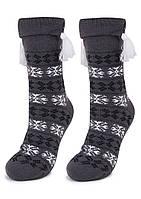 Носки теплые с АБС MARILYN ANGORA NO TERRY N48 за 4 пары ,