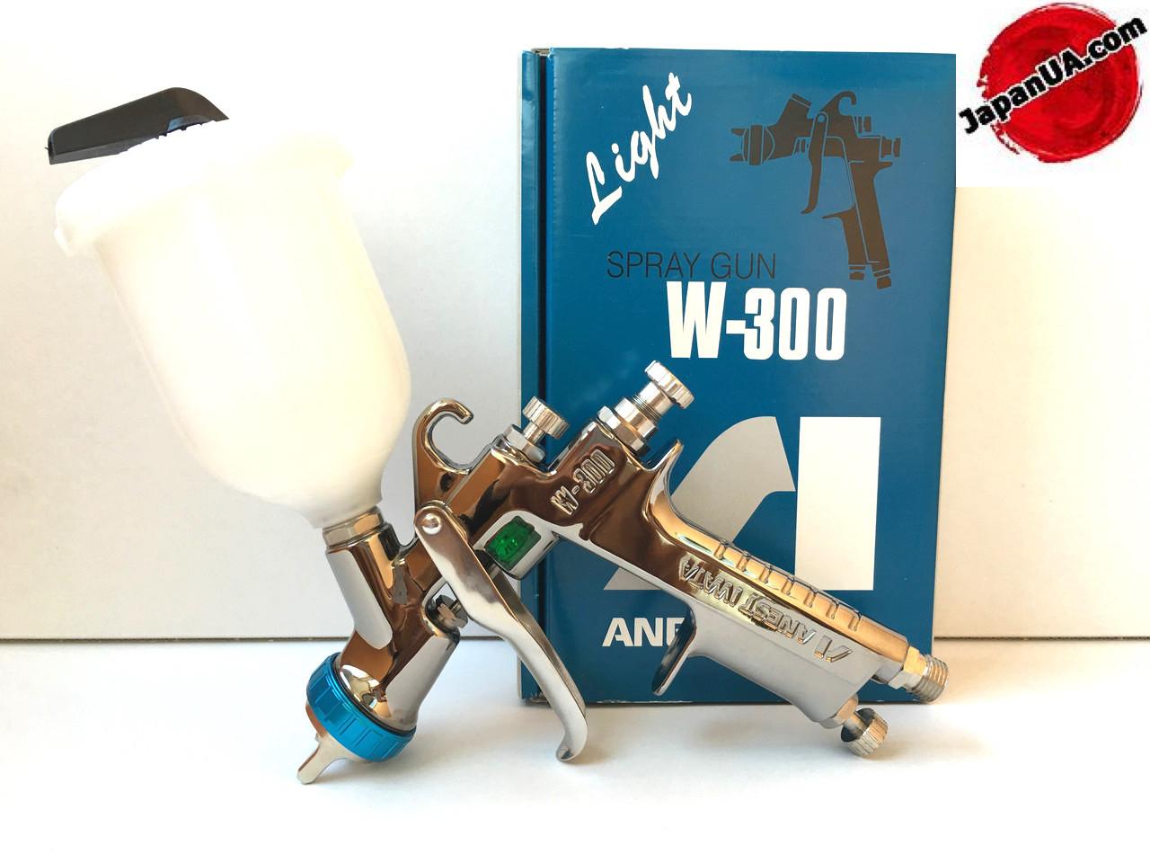 Краскопульт Iwata W-300-WB1