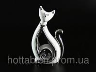 Фигурка из керамики Кот