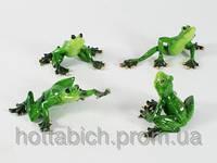 Фигурка керамика Лягушка