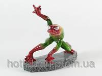 Фигурка керамика Лягушка Человек-паук