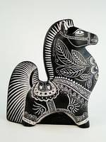 Фигурка из камня Лошадь