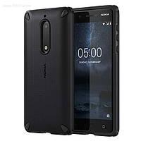 Чехол Rugget Impact для Nokia 5 Pitch Black (Original 100%)