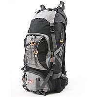 Туристический рюкзак Deuter Grete 80л черно-серый 9937
