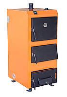 Экономный твердотопливный котел жаротрубного типа Донтерм / ДТМ Универсал / Donterm Universal 17 кВт