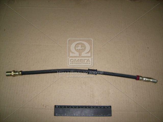 ⭐⭐⭐⭐⭐ Шланг тормозной ВАЗ 2121 (L=500) передний в сборе (производство  БРТ)  2121-3506060-10Р