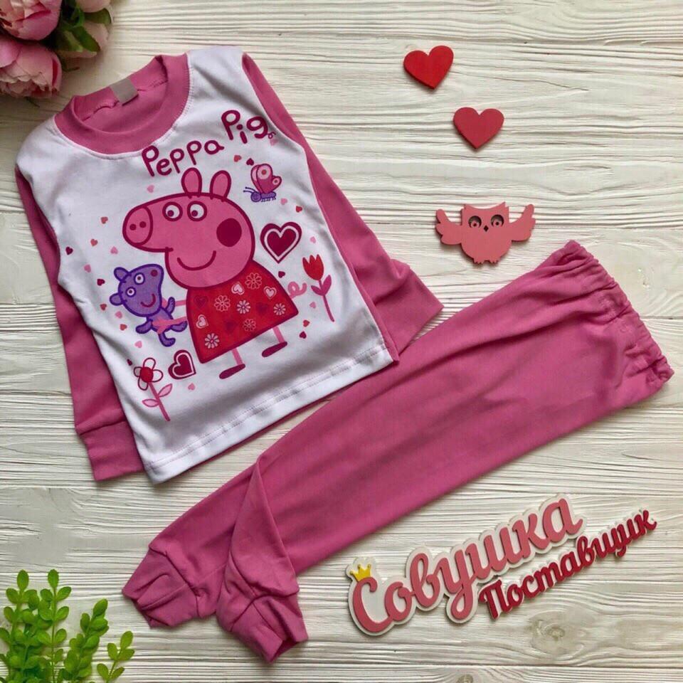 Пижама для девочки Пепа
