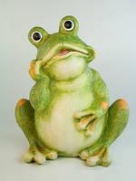 Фигурка  из керамика  Жаба