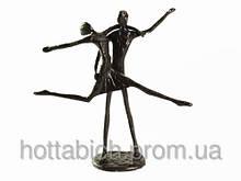 """Металлическая статуэтка """"Tango """""""