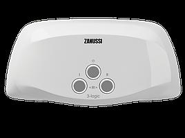 Водонагреватель проточный Zanussi 3-logic T (3,5 kW) -кран