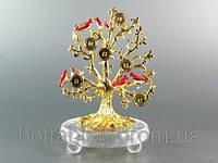 """Статуэтка из металла  """"Денежное дерево"""""""