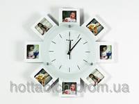 Настенные часы из дерева Семейные