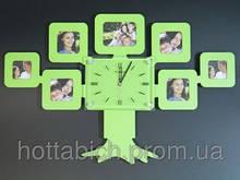 Настенные часы Семейное дерево