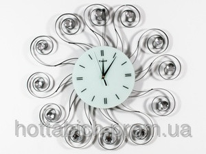 Часы настенные  Солнце