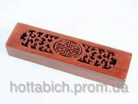 Деревянная шкатулка Символ счастья