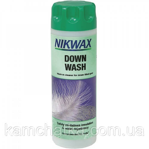 Средство для стирки пуховика Nikwax Down Wash 150 ml