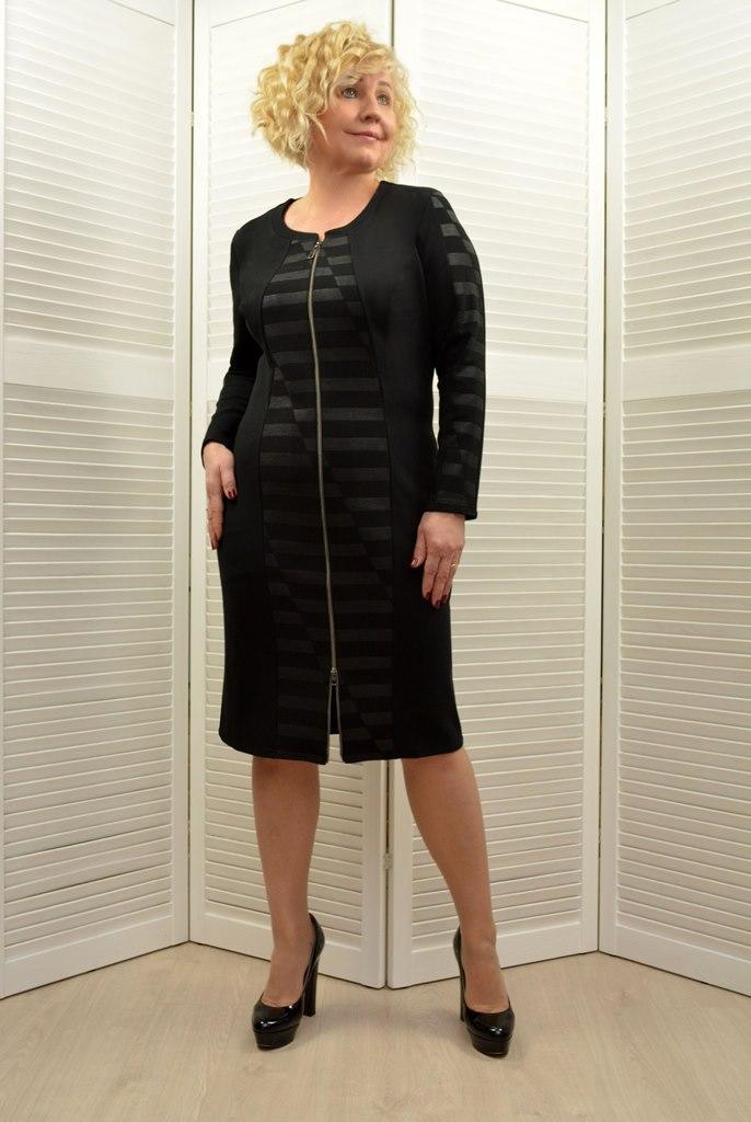 """Платье """"Джамала"""" - Модель 1508-3 ( 54,56,58 размеры )"""