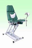 Кресло гинекологическое смотровое КС-1РМ с механической регулировкой высоты, фото 1