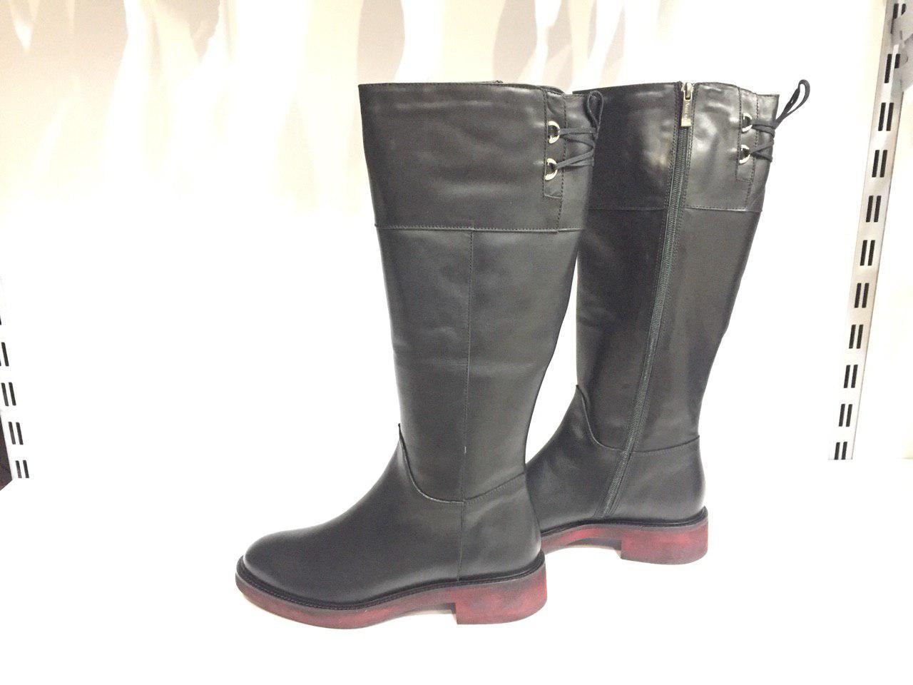 6a73f4e8cbfd23 Зимові шкіряні жіночі чоботи / Зимние кожаные женские сапоги 37 ...