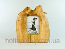 Фоторамка з дерева