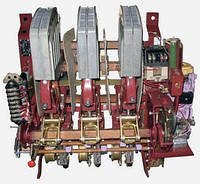 Автоматический выключатель АВМ-10НВ выкатной с электроприводом