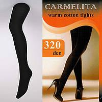 """Колготки теплые """"Carmelita"""" (320 den) (Код: 510 )"""