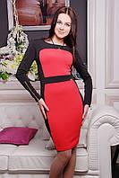 Платье женское в 2х цветах IR Каре