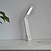 Настольная Аккумуляторная  Лампа Led Matt Silver/ White  4W, Table Lamps-White/Silwer 4 W, фото 2