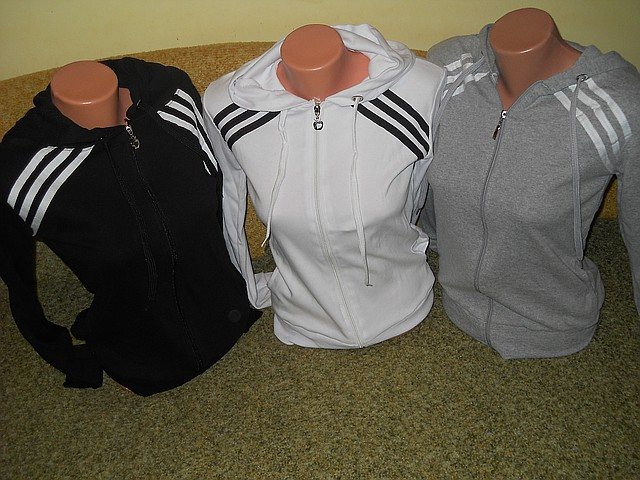 Женские спортивные кофты (Жіночі спортивні кофти)  продажа b0a7be195b472