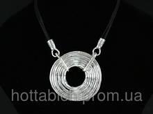 Женское ожерелье Круги