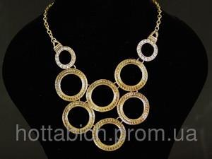 Ожерелье из меди Растикруг