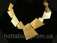 Ожерелье из меди Рубь