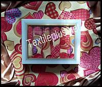 Вафельные полотенца Textile plus 6шт 35*55 Love (kod 3008)