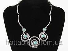 Ожерелье из камней Круги