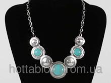 """Ожерелье из камней """"Лхамо"""""""