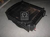 Радиатор водяного   охлаждения  ЮМЗ с двигатель Д65 (4-х рядный  )  медн.  (пр-во JOBs,Юбана)