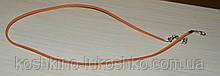 замшевий шнурок для кулонів