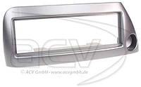 Универсальный Переходные рамки Универсальный 281114-13 Рамка переходная Ford Ka (RBT) 09/1996 - 08/2008 (silver)