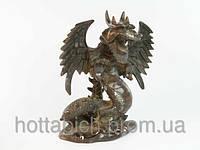 Статуэтка дракон с крыльями