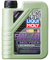 Liqui Moly Моторное масло Liqui Moly Molygen New Generation 5W-40 1l
