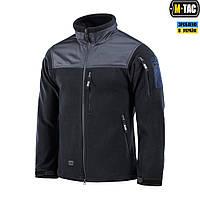 Куртка флисовая M-Tac Alpha Gen.II Dark Navy Blue