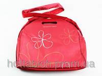 Красная сумка для ноутбука и документов